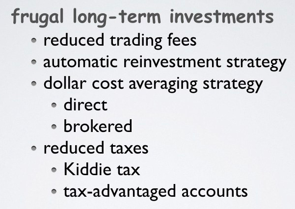 6 frugal investing