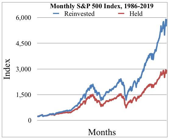 dividend reinvestment
